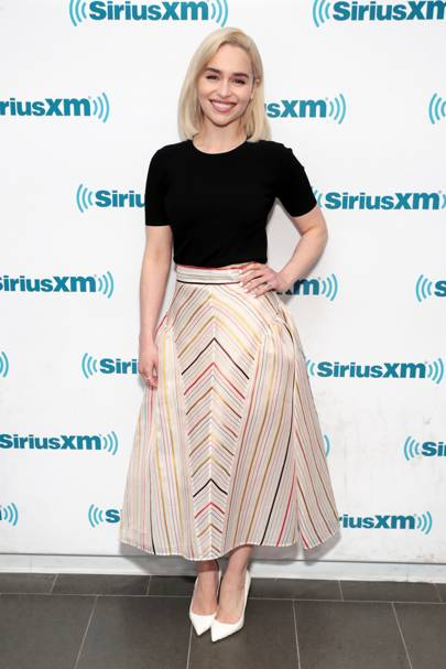 SiriusXM Town Hall, New York - May 21 2018