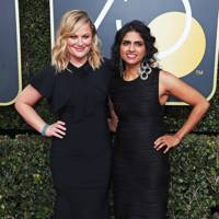 Saru Jayaraman and Amy Poehler
