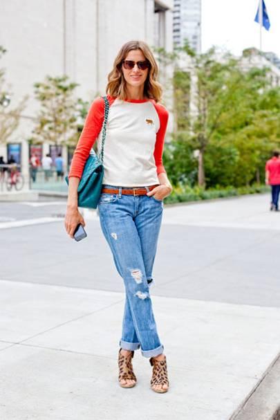 New york fashion week spring summer 2012 british vogue for Amanda brooks instagram