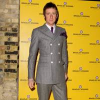 30. Cyclist Bradley Wiggins
