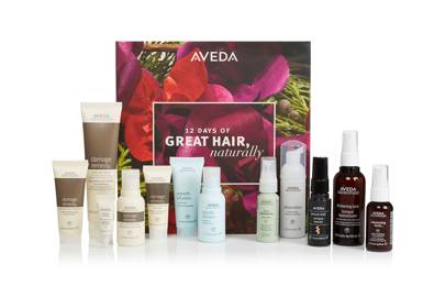 Aveda 'Twelve Days of Great Hair, Naturally' Christmas Box