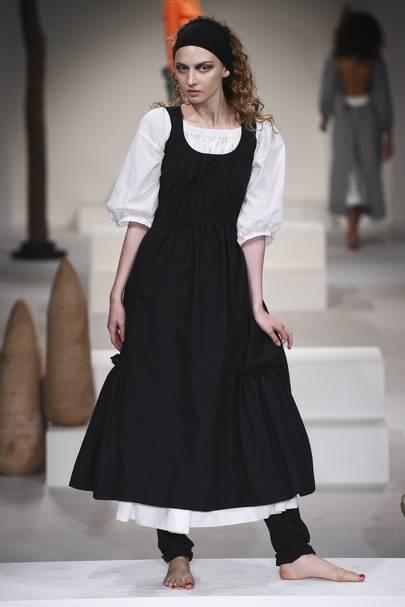 742cc419cb6c3 Molly Goddard Spring Summer 2018 Ready-To-Wear show report