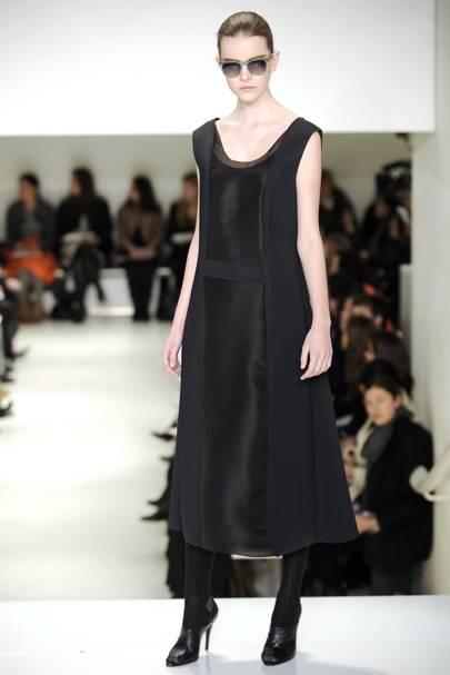 Vera Wang Autumnwinter 2009 Ready To Wear Show Report British Vogue