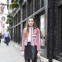 Nicole Sansom, student