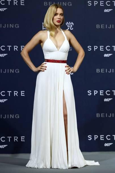 Spectre premiere, Beijing - November 12 2015