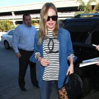LAX airport - October 5 2013