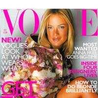 On the Vogue Cover, October 1999