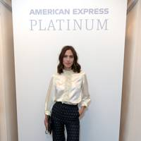 AMEX Private dinner for the new Metal Platinum Card