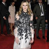 Madame Bovary premiere, London - October 11 2014