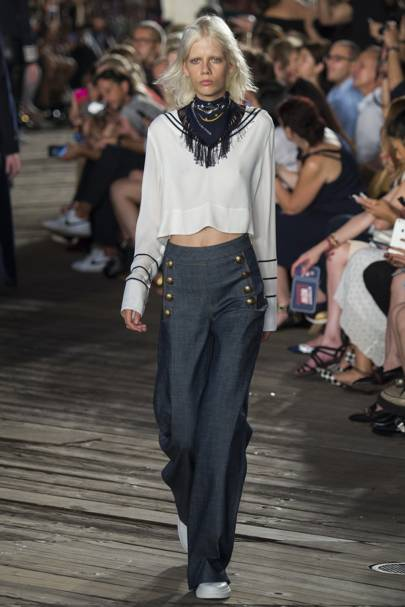 ea7347152248 Tommy Hilfiger Autumn Winter 2016 Ready-To-Wear show report ...