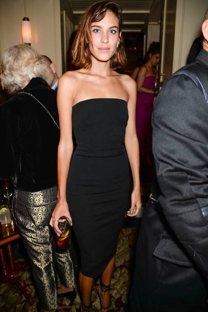 Tom Ford Fragrance Launch, London - January 12 2015