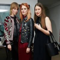 Alex Eagle x Vilshenko dinner, London - December 10