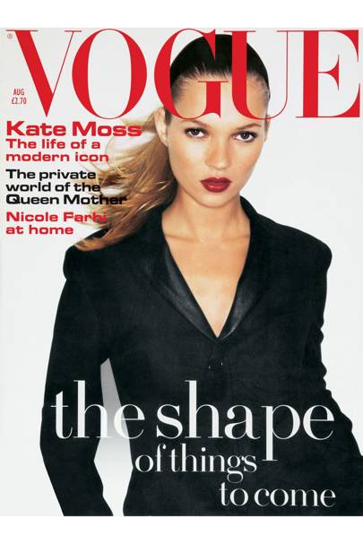 Vogue Cover, August 1994