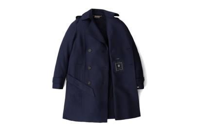 The Wool Coat: