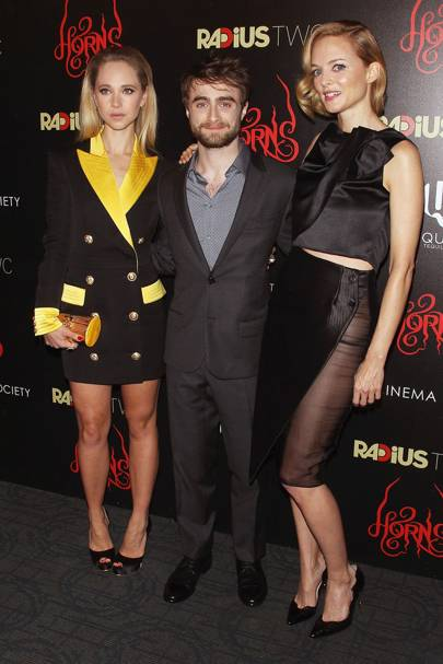 Daniel Radcliffe - 5ft 5in