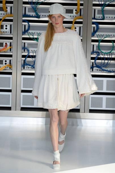 Chanel Spring/Summer 17