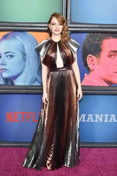 'Maniac' premiere, New York – September 20 2018