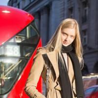 Nastya Kusakina, model