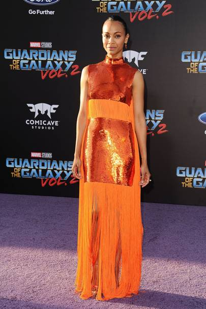 Guardians Of The Galaxy Vol. 2 premiere, Hollywood - April 19 2017