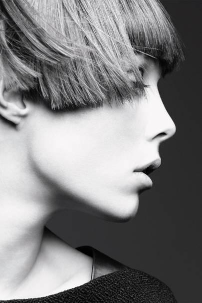 Edie Campbell, model