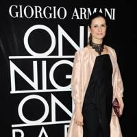 Armani show - January 21 2014