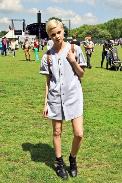 Maisie Daniels, model