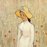 Girl in White (1890)