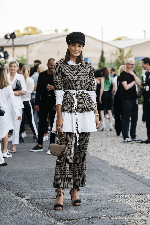 The Best Street Style From Berlin Fashion Week British Vogue