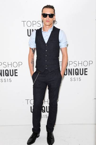 Topshop Unique show – September 14 2014