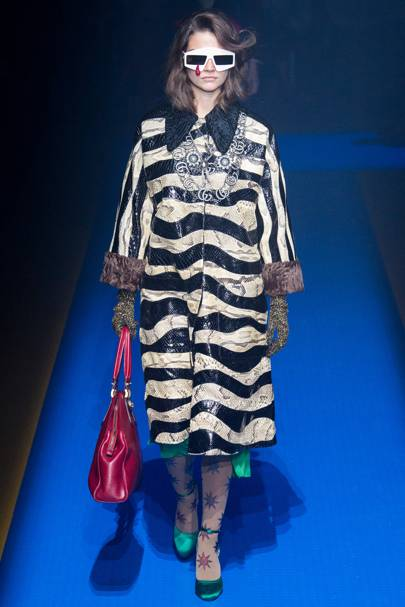 c96f989166 Gucci Spring Summer 2018 Ready-To-Wear show report