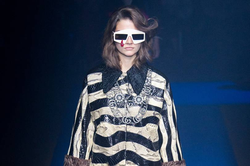 Gucci Spring Summer 2018 Ready-To-Wear show report  db99e0ef7
