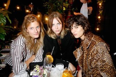 mytheresa.com x Isabel Marant party, Paris - July 4 2016