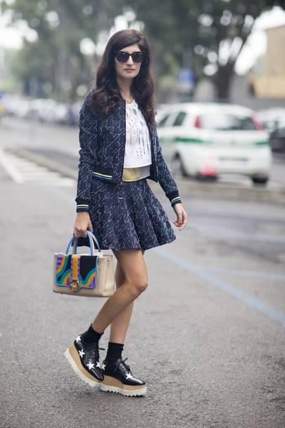 Valentina Siragusa, blogger