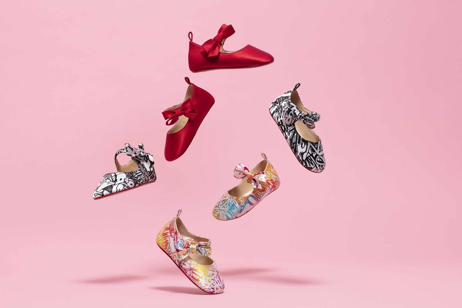 3e853dab797e You Have To See Christian Louboutin s Baby Shoe Collection  Loubibabys