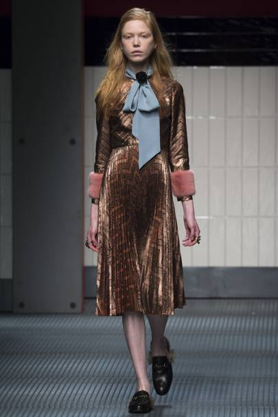 4. Gucci's Seventies Day Dress