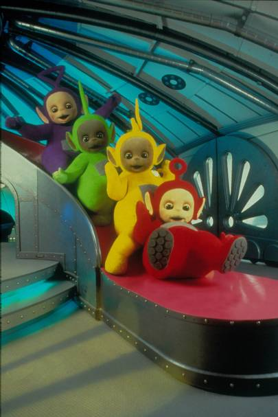 The Teletubbies Were Unleashed