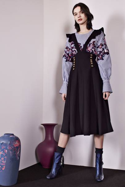 19017248320c Tanya Taylor Autumn Winter 2017 Ready-To-Wear show report   British Vogue