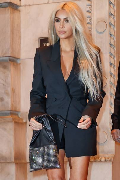 b023c1153804 Kim Kardashian-West s Hairstylist On Going Platinum In Style