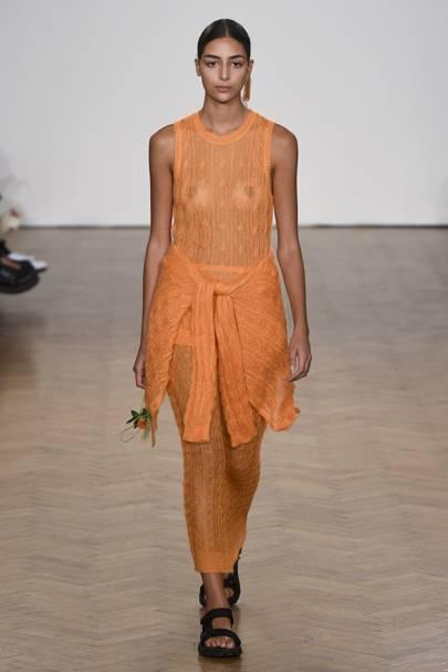 Catwalk dresses 2018 images