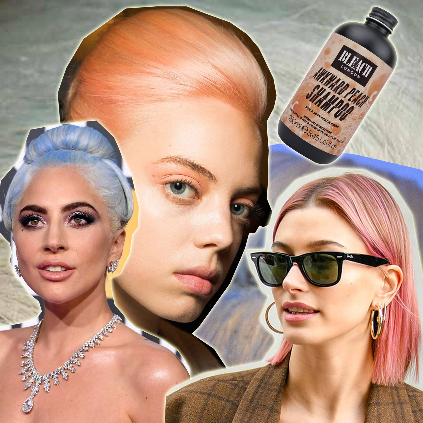 All You Need To Know About 2019s Pastel Hair Colour Trend British