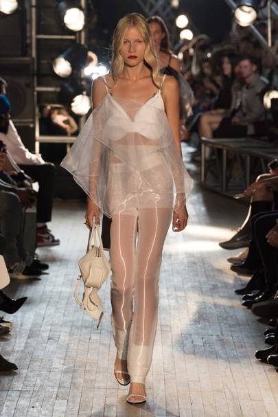 Nineties Undead Bride: Helmut Lang