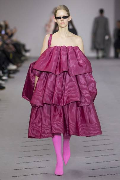 Suzy Menkes finds couture is back at Balenciaga | British ...