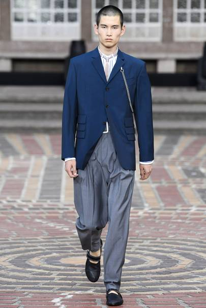 1ca89056 Kenzo Spring/Summer 2018 Ready-To-Wear show report   British Vogue
