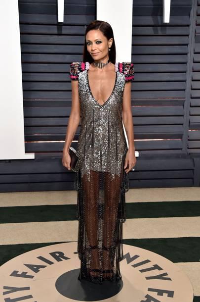 Thandie Newton in Schiaparelli