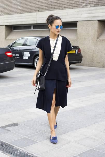 Anna Rosa Vitiello, fashion features assistant
