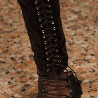 L is for: Lace-up shoes