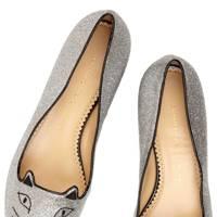 Glitter Kitty shoes