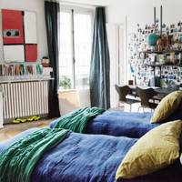 The Boys' Bedroom