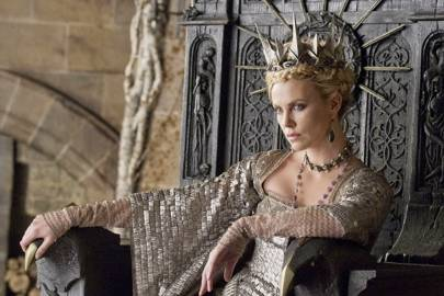 Charlize Theron - Snow White & The Huntsman
