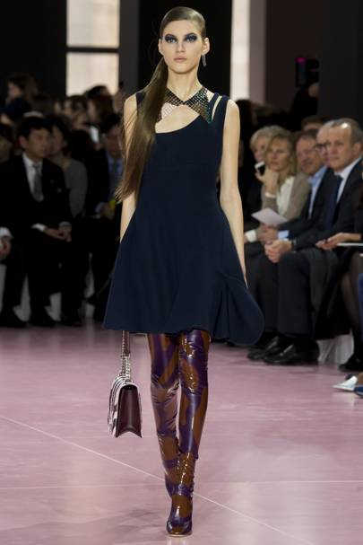 5. Dior's Fetish Boots